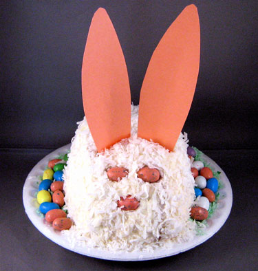 easter bunny cake pattern. easter bunny cake pops. easter