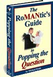 The romantics guide to popping the question
