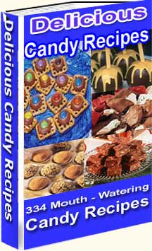 Candy Recipes Book