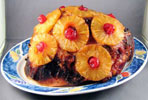 Baked Ham With Pineapple & Brown Sugar Glaze