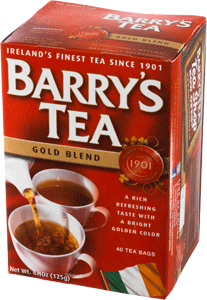 Barrys Tea Gold 40 Bags