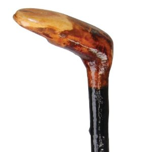Irish Blackthorn Walking Stick