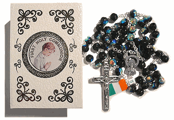 Boys Communion Rosary
