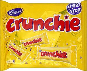 Cadbury Crunchie Treat