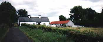 Farm buildings, Drumgrania