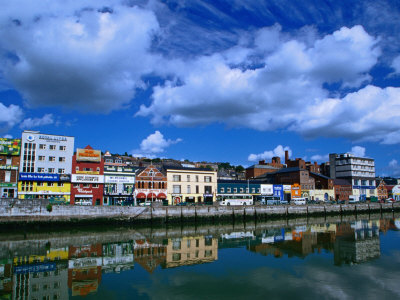 Saint Patrick's Quay, Cork City, Ireland