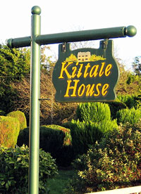 Kiltale House Sign