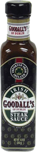Goodalls Irish Steak Sauce
