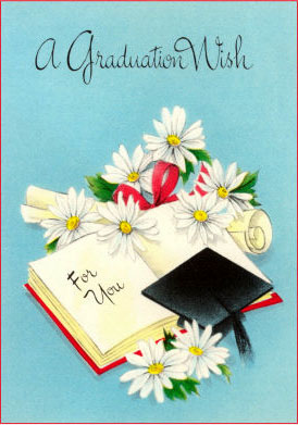 A Graduation Wish, Book