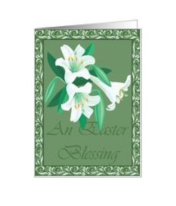 Irish Easter Card