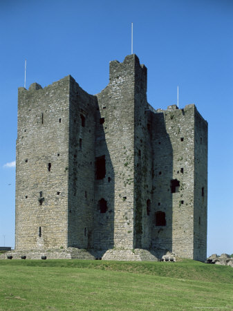 Trim Castle, Dating from the 12th Century, and Location for Film Braveheart, Leinster