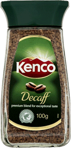 Kenco Freeze Dried Instant Coffee - Decaffeinated