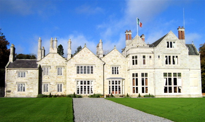 Lough Rynn Castle and Resort