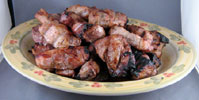 Spareribs with Mango Chutney Marinade