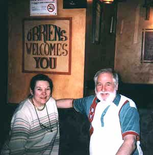 Phyl and Jim O'Brien