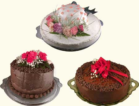 Mothers Day Cake Trio