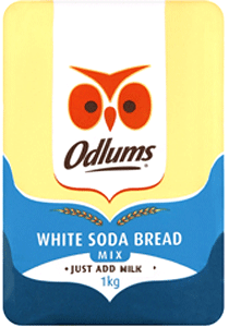 Odlums Quick Brown Bread Mix