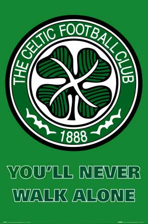 The Celtic Football Club - Club Badge