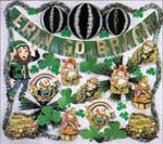 St Patricks Decorating Kit Each