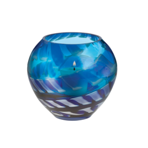 Waterford Evolution Cobalt Votive