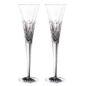 Waterford Monique Lhuillier Ellypse Fluted Glasses