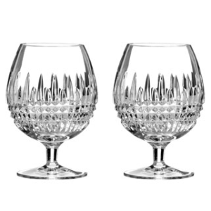 Waterford Lismore Diamond Brandy Glass
